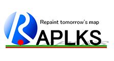総合建設・不動産・開発会社の APLKS|アップルクス ロゴ